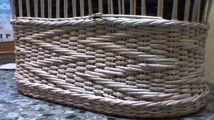 """Объемный узор """"Зигзаг"""" на основе ситцевого плетения. Часть 2."""