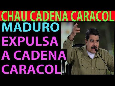 Ultimas noticias de VENEZUELA, MADURO CENSURA A CARACOL TV 25/08/2017 - YouTube