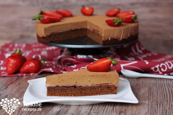 Brownie s čokoládovou aha penou - Powered by @ultimaterecipe