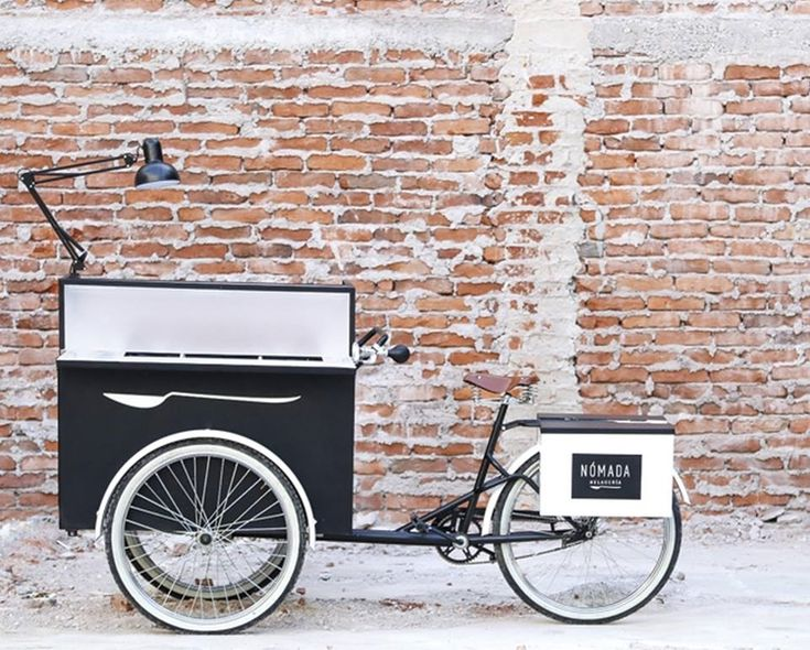 La Food Bike de Nómada  |  Nómada
