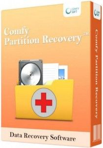 Comfy Partition Recovery Full version 2.1 Serial Keys Free Download