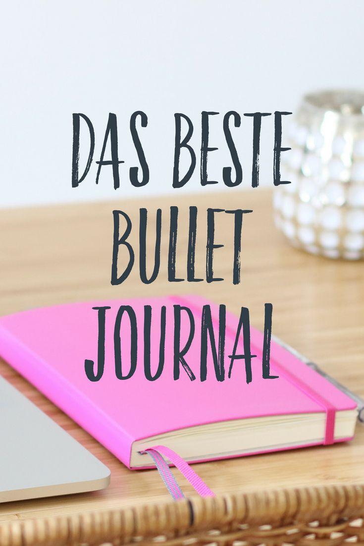Das beste Bullet Journal Notizbuch dotted A5 von Leuchturm1917 - für Dein Bullet Journal! *Dies ist ein Empfehlungslink.