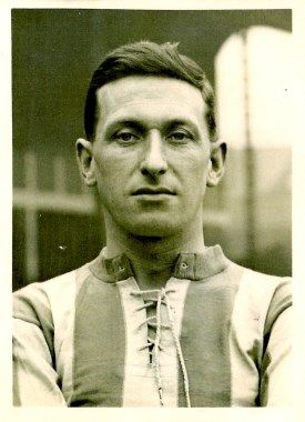 Tom Wilson, Captain of Huddersfield Town