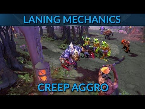 The Reason Why YOU LOSE Your Lane | Creep Lane Aggro Dota 2