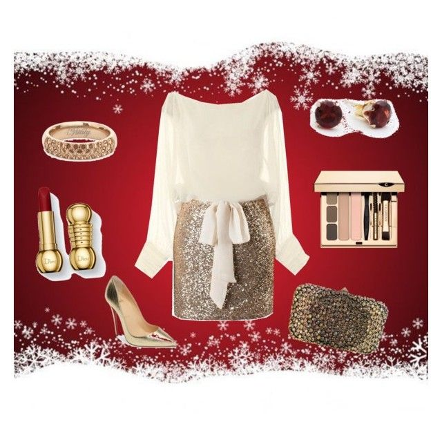 """""""Untitled #39"""" by evachrisomalli-1 on Polyvore featuring Christian Louboutin, Valentino and Vitaly"""