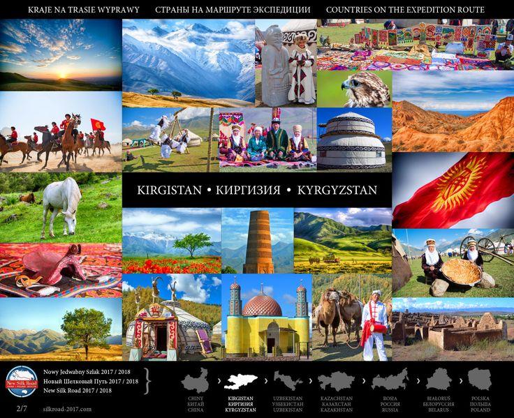 Kirgistan - Киргизия - Kyrgyzstan