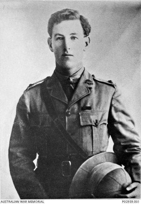 P02939.001 | Australian War Memorial Albert Jacka