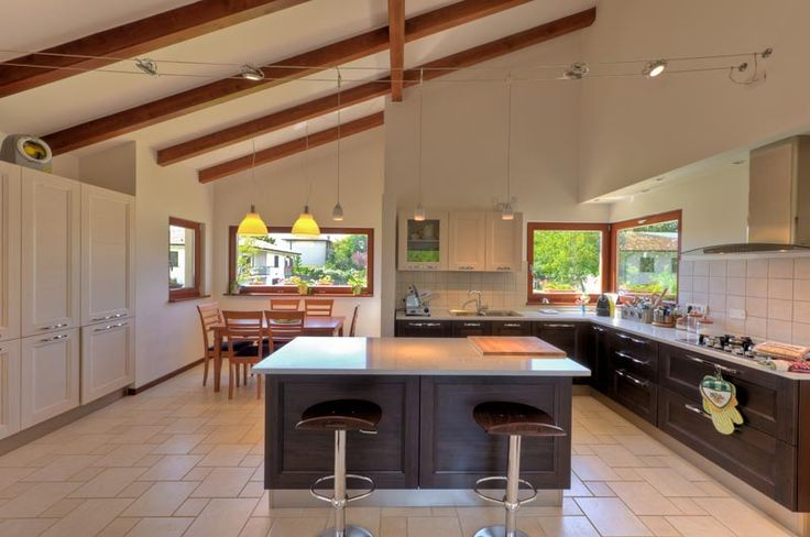 Interni, cucina di design