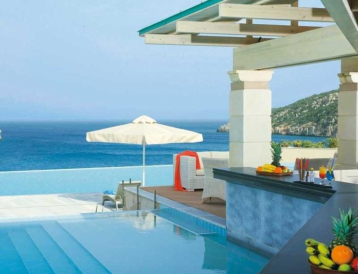 Hotel Gran Meliá Resort & Luxury Villas Daios Cove. Vathi, Agios Nikolaos (Grecia).