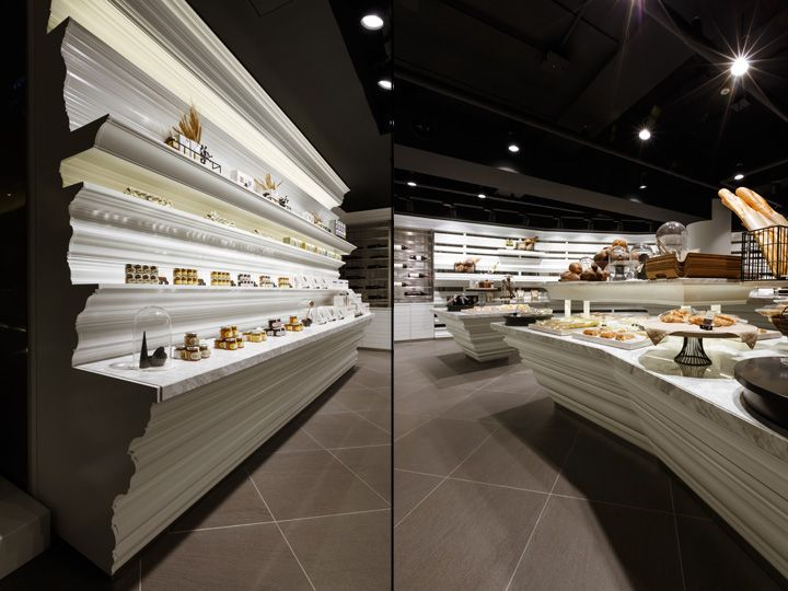 Il lago bakery wine shop by design bono goyang city south korea 10