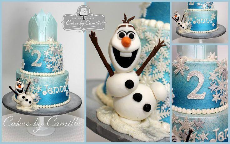 29 Best Frozen Cakes Images On Pinterest