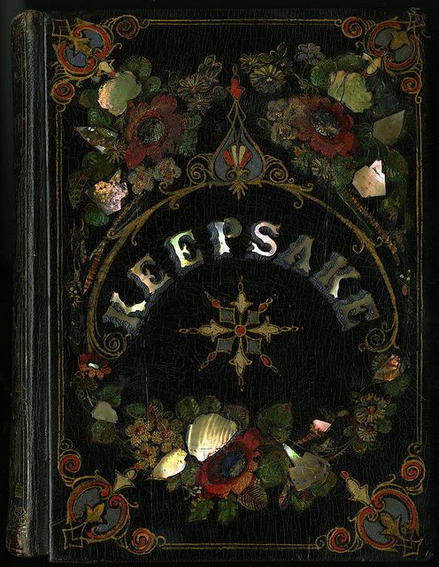inkfromtheoctopus: The Keepsake.New York: Leavitt & Allen.1856.