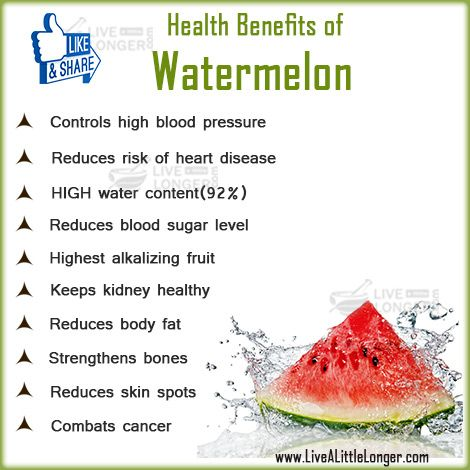 Health Benefits Of Watermelon #health #nature For More: www.livealittlelonger.com