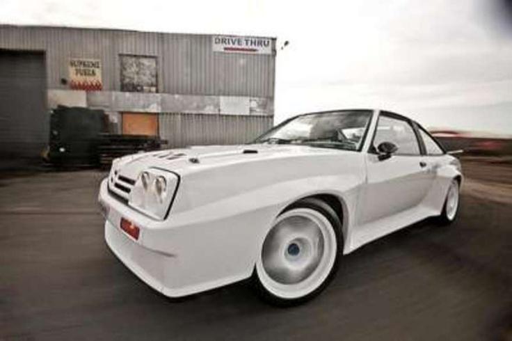 85 Opel Manta Turbo