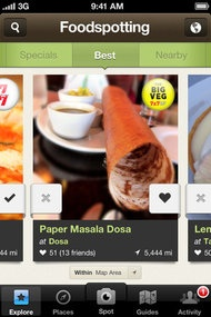 Jan.29th 2013_ OpenTable to Acquire Foodspotting for $10 Million