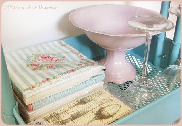 Blog zaměřený na bytové doplňky a interiérový design ve stylu French-Nordic, Shabby Chic a Vintage.