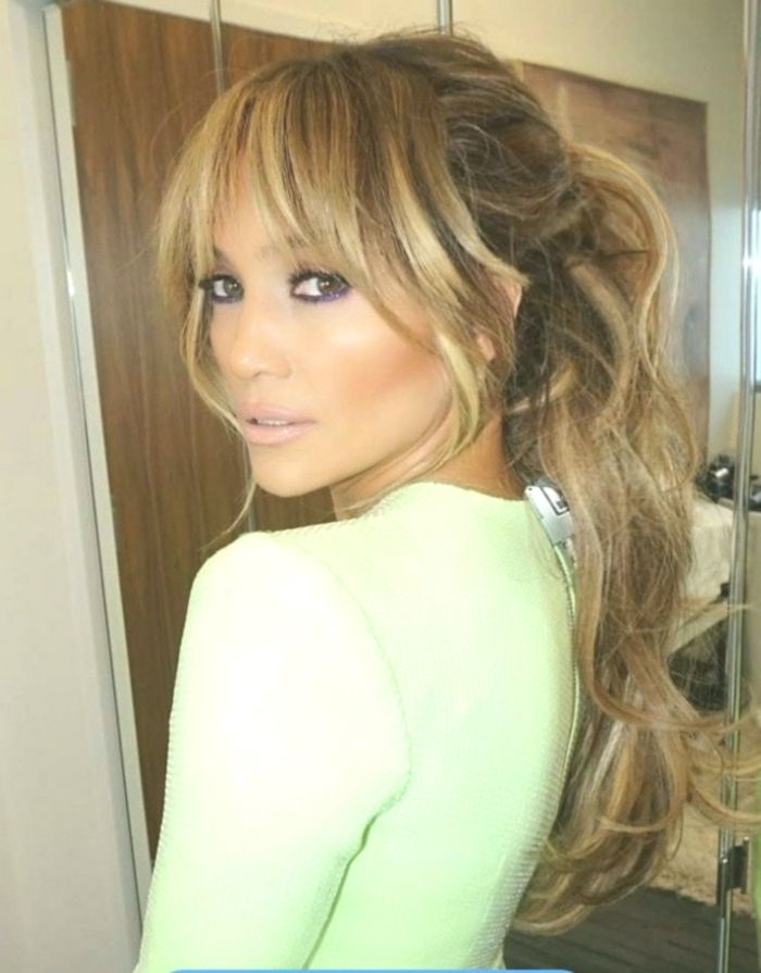 Hair Style Jlo Style Jlo Hairstyles Hair Hairstyles Jlo Style Jlo Hair Fringe Hairstyles Long Fringe Hairstyles