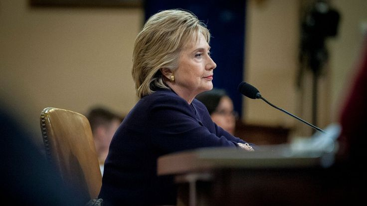 Thursday's asinine Benghazi hearing solved every major one of candidate Clinton's strategic problems