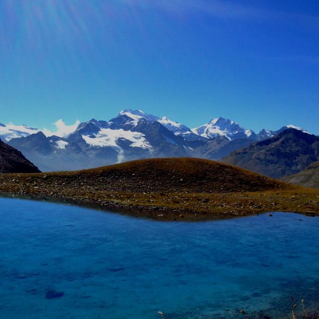 Lago monte vago