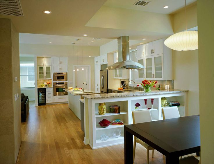 Open Kitchen And Living Room Design Ideas3