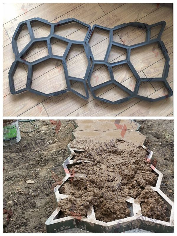 17 Best Images About Cement Walkway Molds On Pinterest