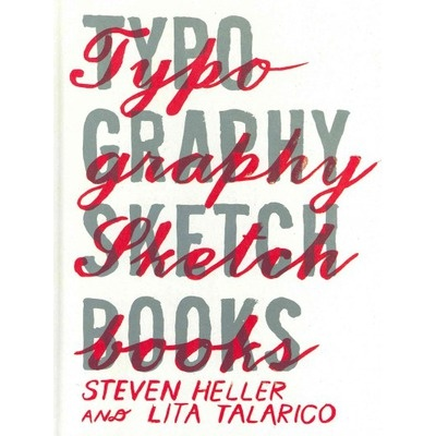 Chronicle Books Typography Sketchbooks