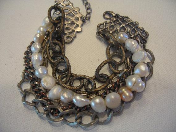 Love this handmade bracelet!