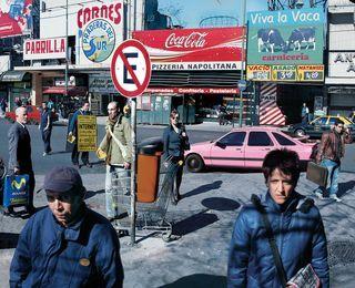 Una inquietante foto del artista argentino Marcos López. ¿Qué tal?