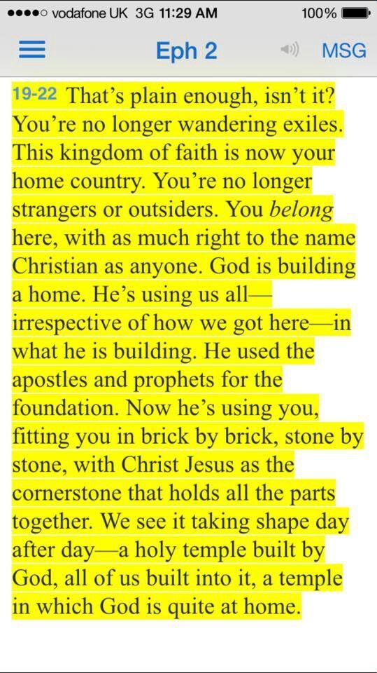 Ephesians 2:19-22