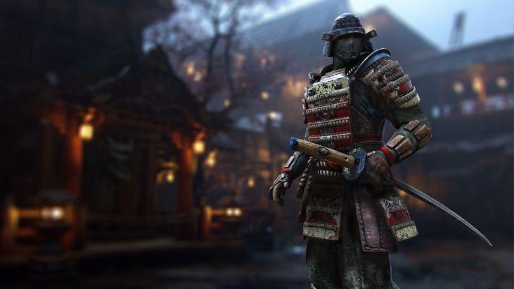 For Honor Samurai (Orochi)