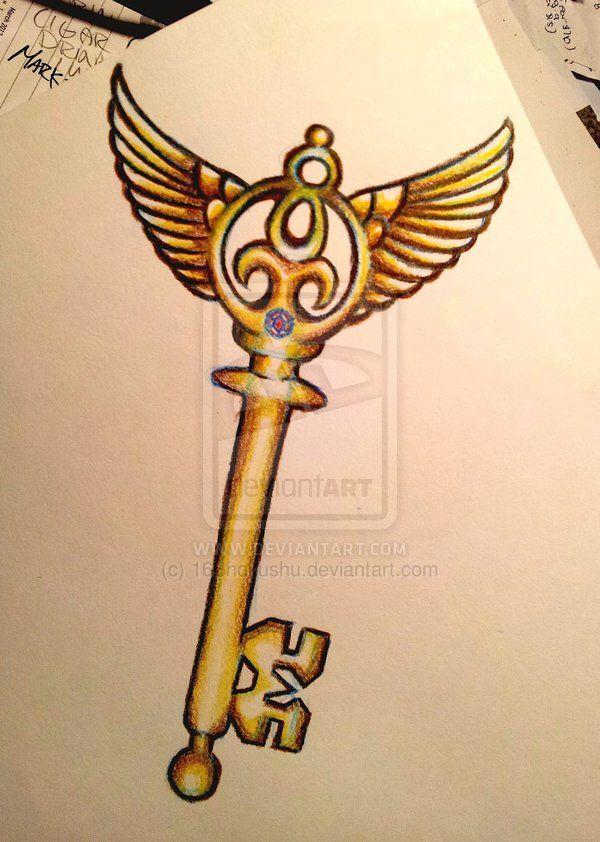 Key Art Design : Best images about key tattoos on pinterest