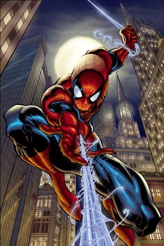 Spiderman Comic Hd Wallpaper
