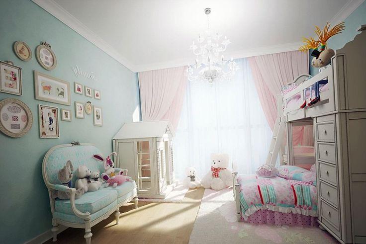 детская комната девочки идеи - Пошук Google
