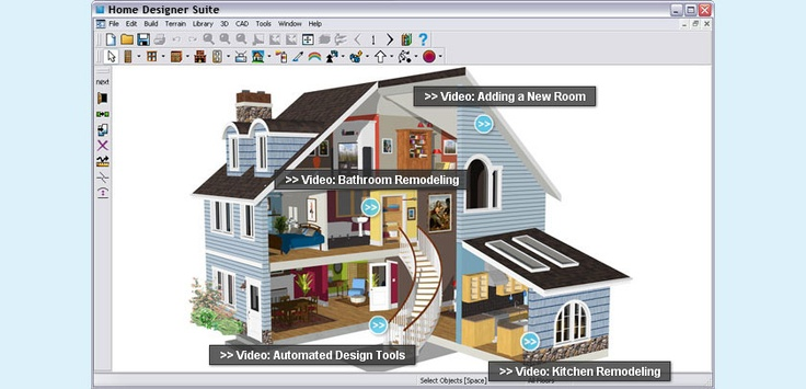 25 best ideas about home design software on pinterest - Home improvement design software free ...