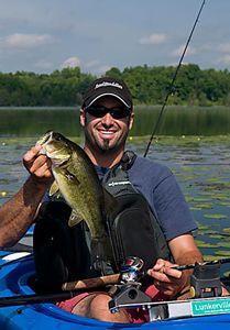 Kayak Bass Fishing Tactics