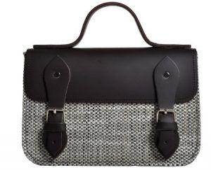 dermatini-tsanta-xeiros Winter handbags for office lovely handmade