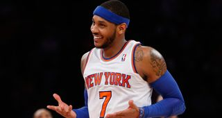 Carmelo Anthony Reportedly Would Only Approve Trade To Cavs, Clippers - RealGM Wiretap