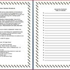 $2.50 Get your students organized with the Interactive Student Notebook! Detailed student directions and grading rubric are included as well as a list of...