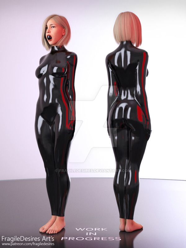 Mummification Latex Wip By Fragiledesires Spade Dress In
