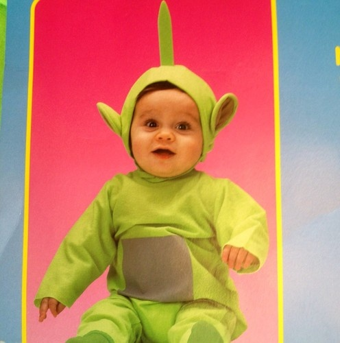 Teletubbies Dipsy Costume Infant