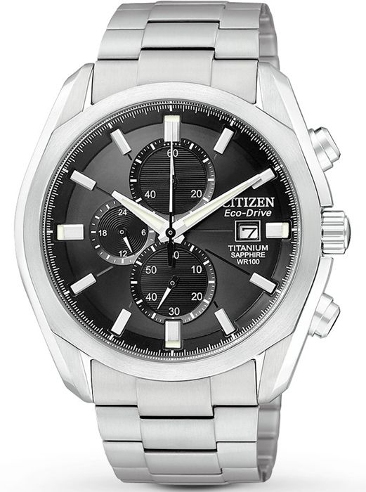 CA0020-56E, CA002056E, Citizen titanium watch, mens