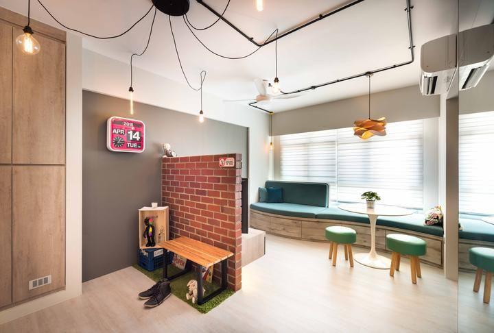Design Chapterz Living Room