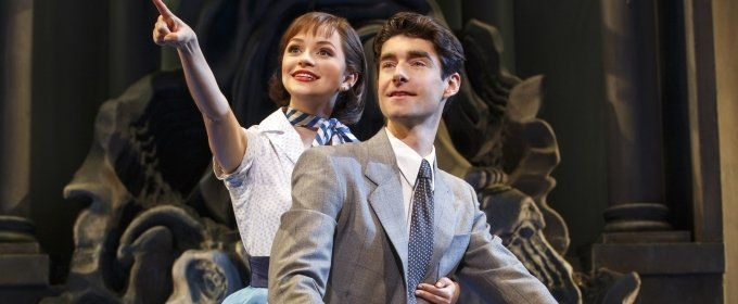 The pre-Broadway engagement of ROMAN HOLIDAY - The Cole Porter Musical, is premiering as part of SHN's 2017 Season this summer. Newcomer Stephanie Styles and Broadway favorite Drew Gehling (Waitress) will take on the iconic roles portrayed by Audrey Hepburn and Gregory Peck in the classic film, and Tony Award nominee Jarrod Spector (Beautiful) and TV and stage star Sara Chase ('Unbreakable Kimmy Schmidt') will round out the principal casting.