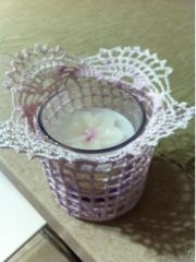 Infinite Passioni Creative: Porta candela