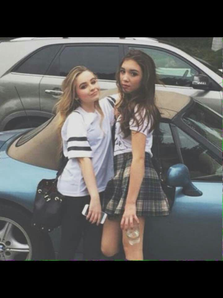 Sabrina Carpenter & Rowan Blanchard