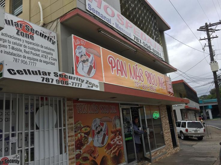 If your hungry thats the place to go.... A †pork‡ †sandwich‡ will feed two pax easy.... - Review of PAN MAS RICO, Fajardo, Puerto Rico - TripAdvisor