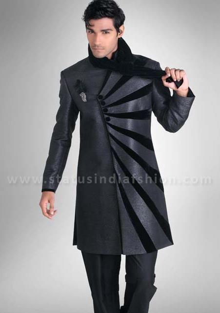 Sherwani coat style dress