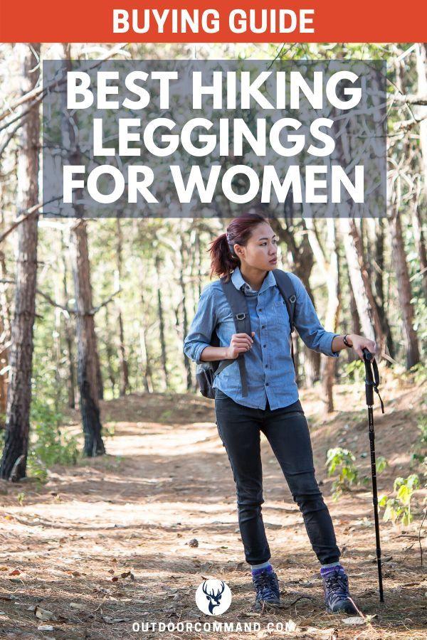 Best Hiking Leggings For Women   Outdoor Command   Camping outfits for women,  Hiking outfit women, Women's leggings