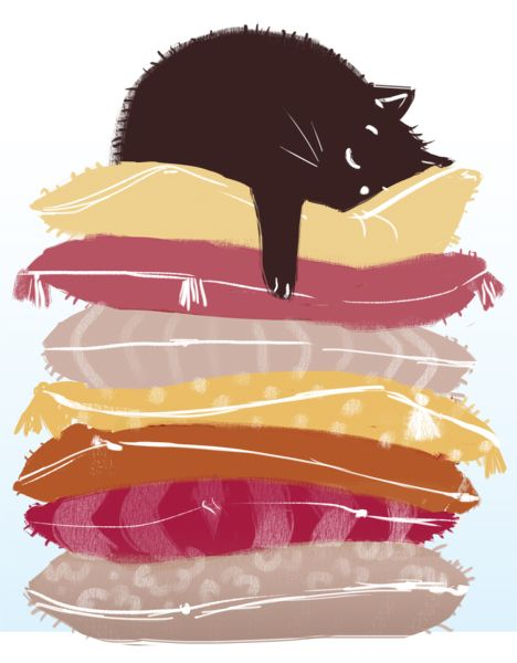 Daily Cat Drawings - Your daily cat illustration fix
