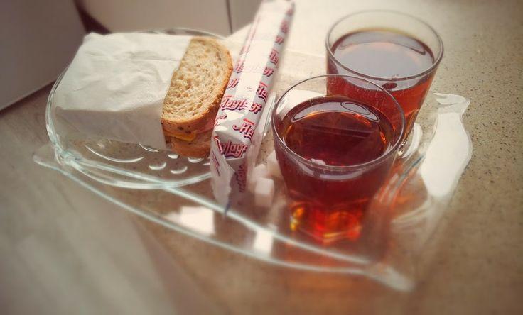 sandiviç,haylayf ve 5 çayı :)